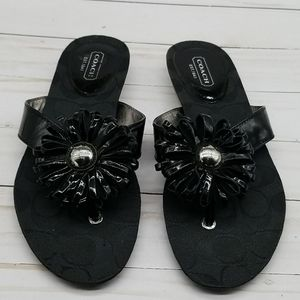 COACH SKYE WOMEN SANDALS